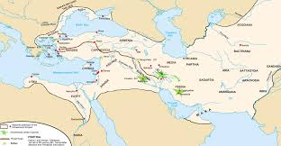 Where Is Greece On The World Map by Ancient Persia Video Khan Academy