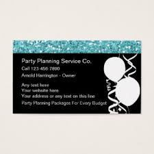 Budget Business Cards Party Balloons Business Cards U0026 Templates Zazzle