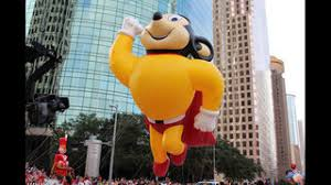 your guide to the h e b thanksgiving day parade khou