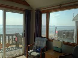 ocean front private beach freestanding cottage awesome views of