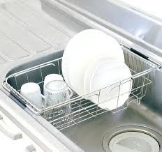 kitchen sink rack stainless steel stainless steel kitchen sink dish rack d shaped stainless steel kitchen