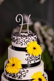 download black and yellow wedding cakes wedding corners