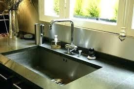vasque cuisine evier rectangulaire cuisine walabi shadow avier de cuisine sous plan