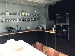cuisine noir ikea cuisine laxarby amazing amazing cuisine cuisine et noir ikea