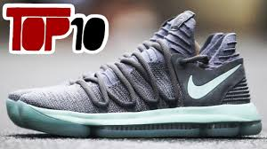 Most Comfortable Nike Top 10 Most Comfortable Basketball Shoes Of 2017 Youtube