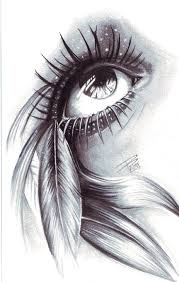 7 best images of cool pencil drawing ideas eye cool
