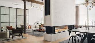 passionate design modern fireplaces european home