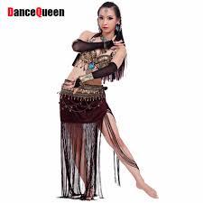 women indian halloween costumes aliexpress com buy tribal belly dance costume bra u0026hip