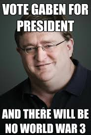Gabe Newell Memes - image 442806 gabe newell know your meme