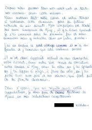 lettre pour mariage my wedding home made se marier ailleurs dérogation du lieu