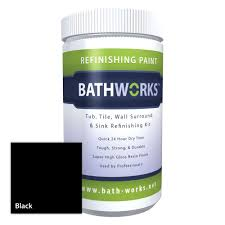 Diy Resurface Bathtub Bathworks 22 Oz Diy Bathtub Refinishing Kit With Slip Guard In