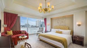 refined luxury accommodation the st regis singapore