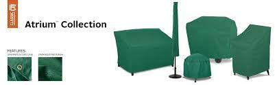 Classic Accessories Patio Furniture Covers - classic accessories 55 447 011101 11 atrium grill cover 49 inch