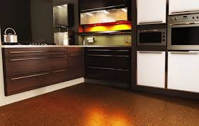 a gallery of cork flooring images