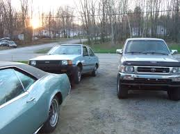toyota corolla truck coal 1987 toyota corolla u2013 i u0027d rather walk