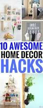 10 insanely genius diy home decor hacks you have to try crafts