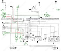 100 circuit and wiring diagrams triumph daytona 675
