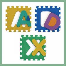 tappeti puzzle per bambini atossici tappeto puzzle atossico per bambini alfabeto e numeri