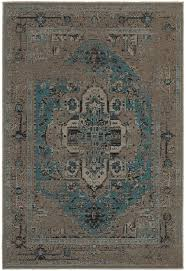 Cheap Area Rugs Free Shipping Sphinx Weavers Area Rugs Revival Rugs 4694e Grey