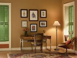 orange and green colour combo in drawing room best color to paint