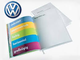corporate design award vw awarded for its corporate design book car design