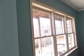style window trim