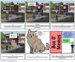 Ls Memes - box o memes commercial project storyboard by coreyccc