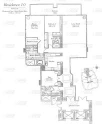 quantum on the bay floor plans continuum i south continuum i south condos resf