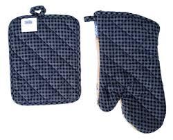amazon com kay dee designs potholder u0026 oven mitt bundle set