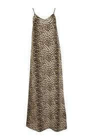 gat rimon gat rimon passy silk leopard maxi dress aeternastyle