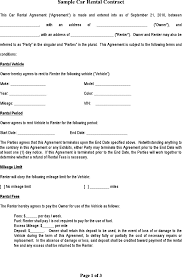 Free Residential Lease Agreement Templates Sample Blank Lease Templates Download Free Premium Templates