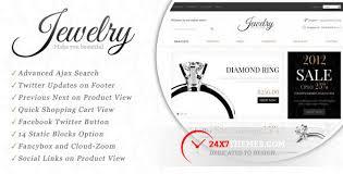 jewelry store themeforest magento theme themelock com free