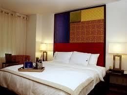bedroom furniture design indigo hotel chelsea manhattan new york