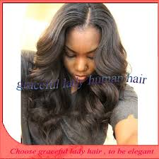 how to braid hair with middle part braid pattern for invisible part sew in choice image craft