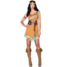 Belle Halloween Costume Women Disney Princess Deluxe Womens Pocahontas Costume Costumes