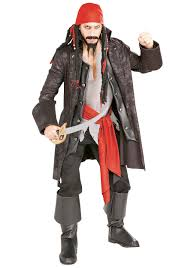 boys pirate halloween costume captain cutthroat pirate costume