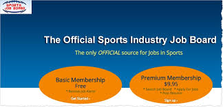 Post Resume Online For Jobs For Free by 10 Sites For Jobs In Sports U2014 Careercloud