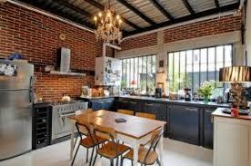 cuisine style usine cuisine style industriel une beauté authentique ideeco