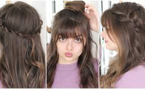hair tutorial back to school hair tutorial loepsie