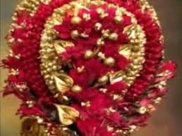 flower decoration for hair indian heavy work blouse and bridal hair weaving flowers