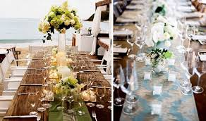 Backyard Wedding Centerpiece Ideas Wedding Centerpiece Ideas For Rectangular Tables Table Archives