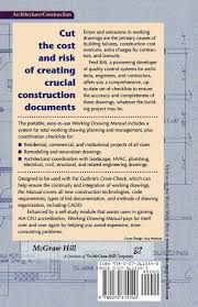buy working drawing manual book online at low prices in india