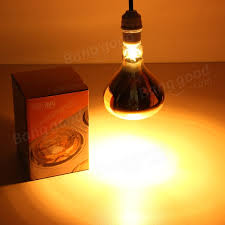 e27 275w water proof anti explosion infrared heat lamp bulb ac