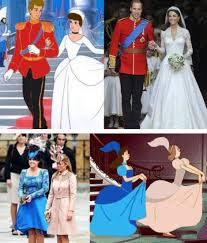 Cinderella Ugly Stepsisters Halloween Costumes Royal Wedding Photo Coincidence Stop