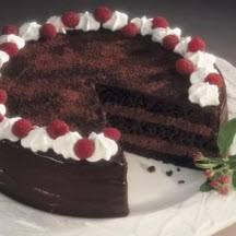 hershey u0027s lavish chocolate cake recipe at cooksrecipes com