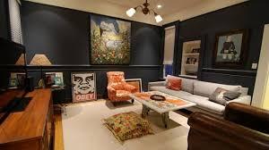 Dark Walls Contemporary Home Decor Living Room With Dark Walls Creepy Dark