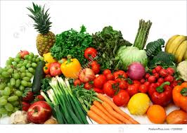 food colorful vegetables and fruits stock image i1268600 at