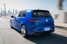 2015 volkswagen golf r euro spec first test motor trend