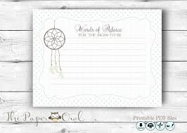 advice cards for advice cards for baby shower wording zone romande decoration