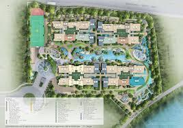 The Parc Condo Floor Plan by Riverbank Fernvale Sengkang Westway Condo By Uol